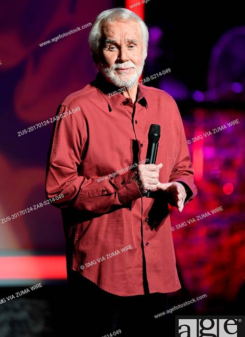 Kenny Rogers, legendary country singer, dies at 81