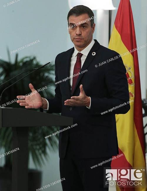 El presidente del gobierno, Pedro Sánchez, presentó la Agenda España Digital 2025, que movilizará una inversión de 70.000 millones de euros en el periodo 2020-2022