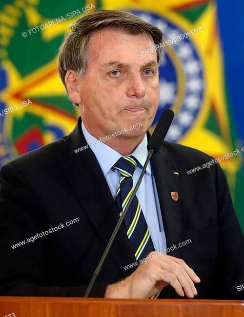 Brazilian president Jair Bolsonaro has announced he has tested positive for coronavirus