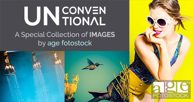 UNCONVENTIONAL - A Special Collection of IMAGES by age fotostock