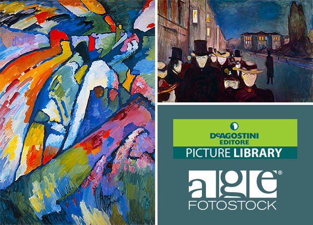 The De Agostini collection: Culture with a capital C   Available at age fotostock