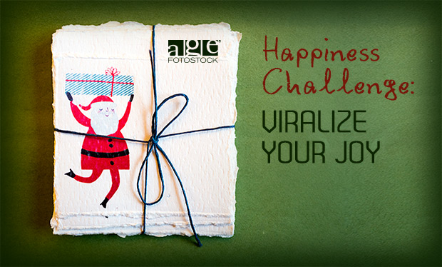 HAPPINESS CHALLENGE: Viralize your Joy | age fotostock