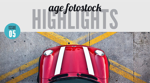 age fotostock HIGHLIGHTS - ISSUE 05