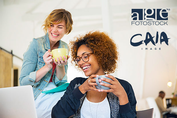 Caia Image collection: LIFE and perfection in photos | Available at age fotostock