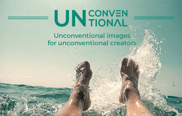 UNCONVENTIONAL by age fotostock - Unconventional images for Unconventional creators