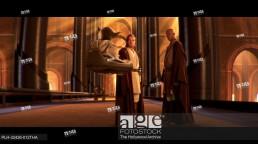 Ewan McGregor, Samuel L. Jackson, 'Star Wars Episode II: Attack of the Clones' (2002)