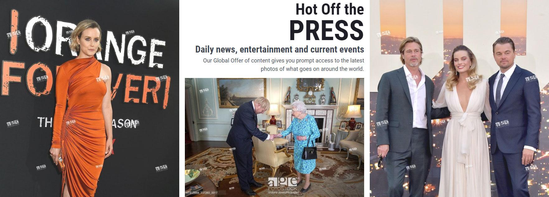 Lates News. Press